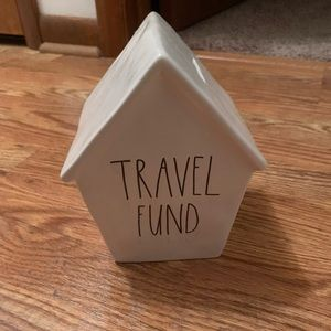 Rae Dunn Travel Fund Bank